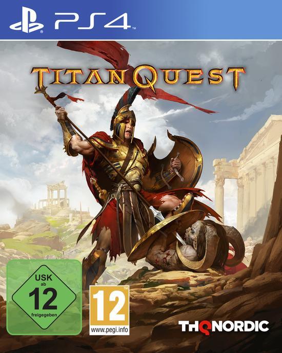 Titan Quest (PS4 & Xbox One) für je 9,99€ (GameStop & Amazon Prime)