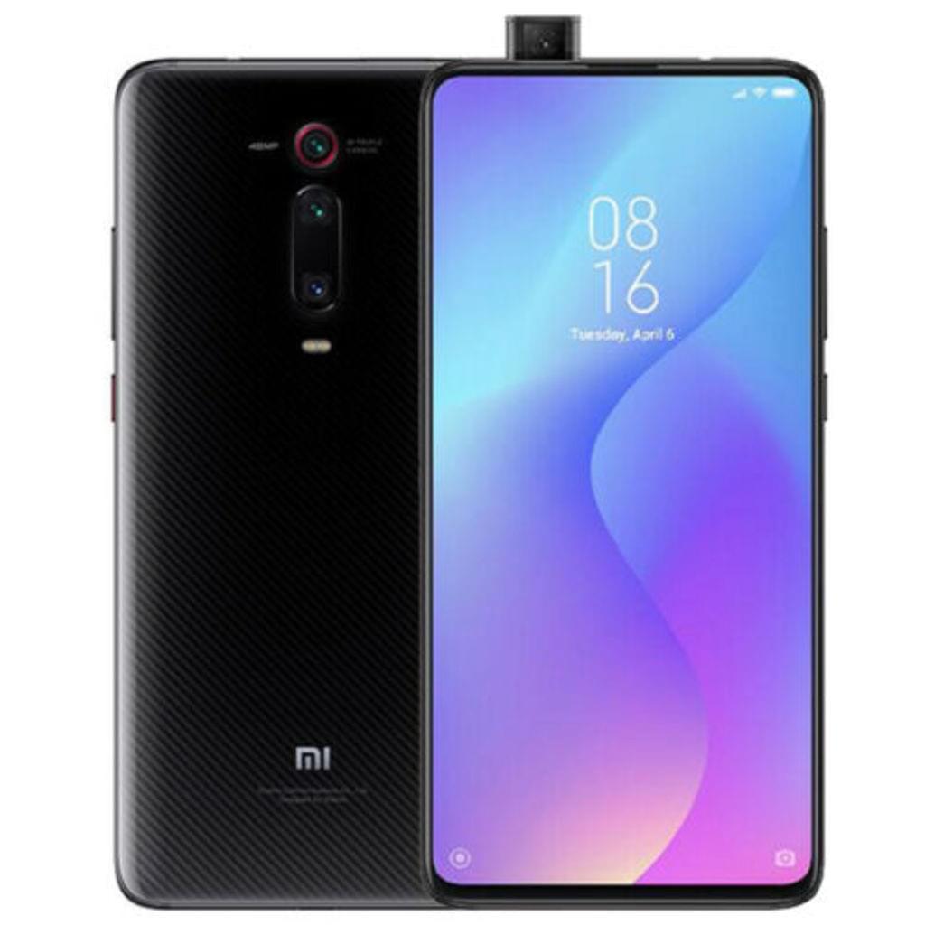 Xiaomi Mi9T Mi 9T Global Version 128GB 6.39 inch 48MP Triple Camera NFC 4000mAh 6GB Snapdragon 730 Smartphone - Carbon Black