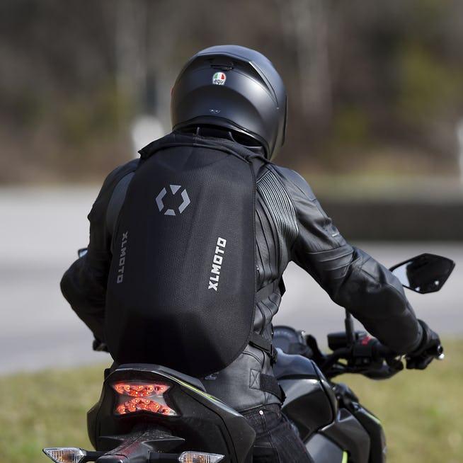 Motorradrucksack XLMOTO Slipstream Wasserabweisend Rucksack für 13,94€ @ XLMoto