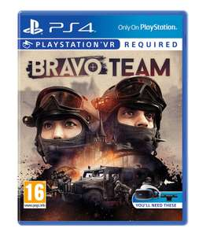 Bravo Team (PS4-VR) für 12,42€ (Base.com)