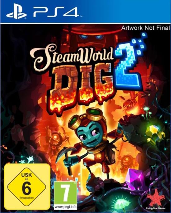 SteamWorld Dig 2 (PS4) für 9,99€ (GameStop & Amazon Prime)