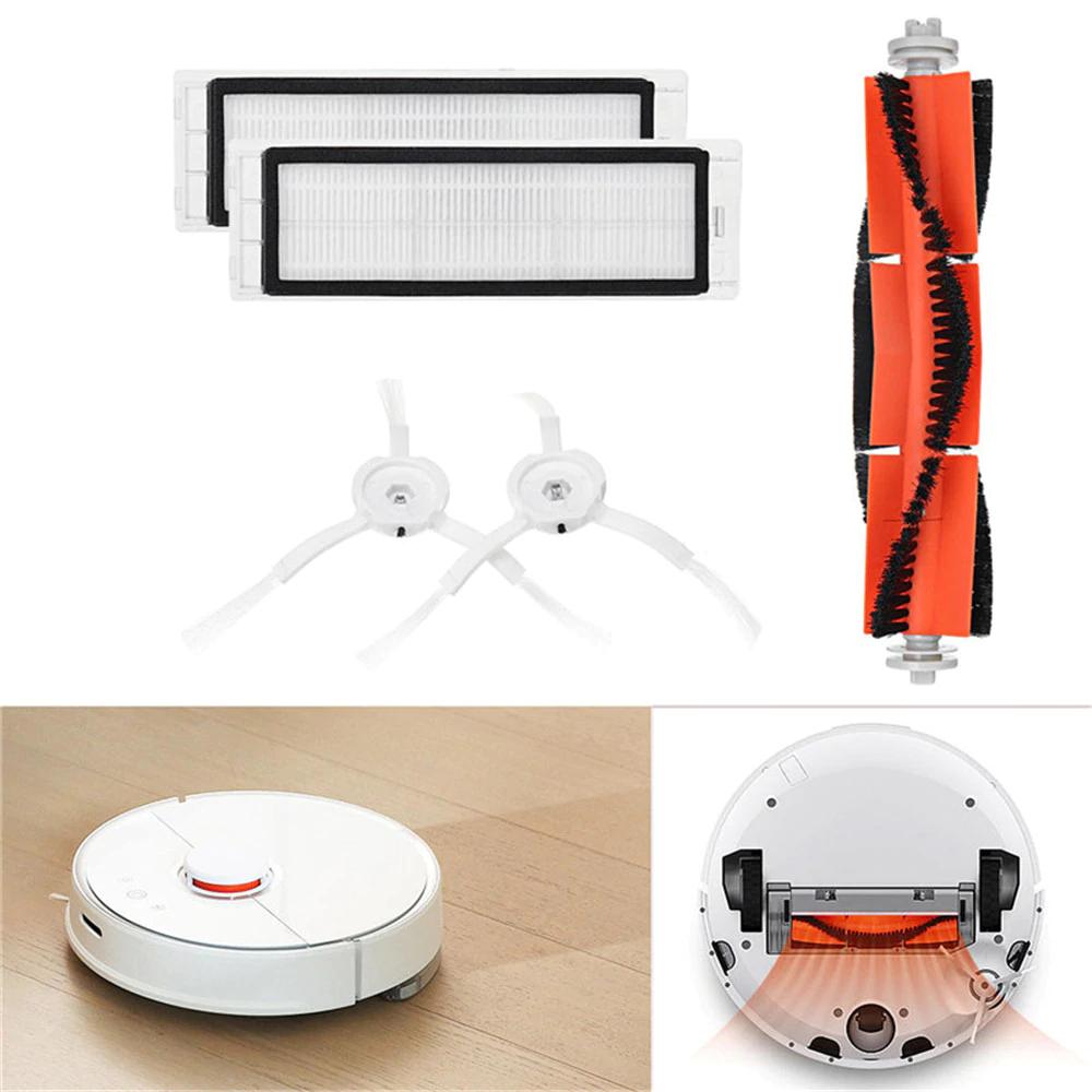 XIAOMI MI Robot Vacuum Main Brush Side Brushes Accessories