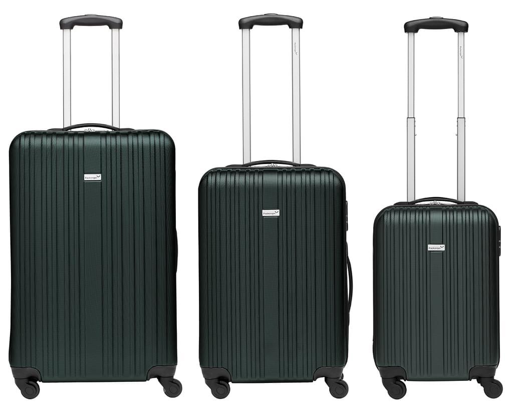 Packenger Koffer Line 3er-Set, M / L / XL versch. Farben