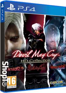 Devil May Cry: HD Collection (PS4) für 14,33€