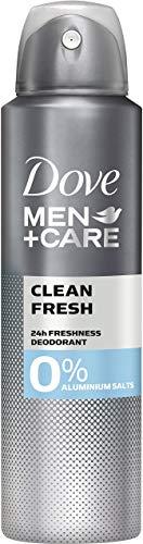 Dove Men + Care Clean fresh 6er-Pack ohne Aluminumsalze