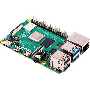 Raspberry Pi 4 Modell B - 4 GB SDRAM [PAYDIREKT/REICHELT]