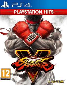 Street Fighter V (PS4) für 12,10€ (ShopTo)