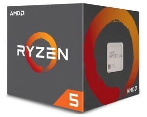 AMD Ryzen 2600X Prozessor (BOX, 6-Core, 3,6GHz, Socket AM4) [eBay]
