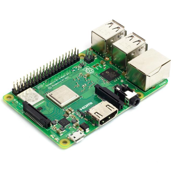 Restbestand Raspberry Pi 3 B+ für 27,12€