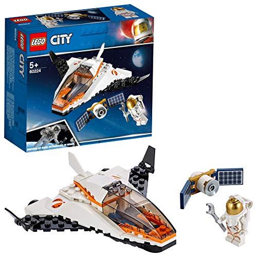 [amazon Prime] LEGO 60224 - City Satelliten-Wartungsmission + weitere Weltraumsets
