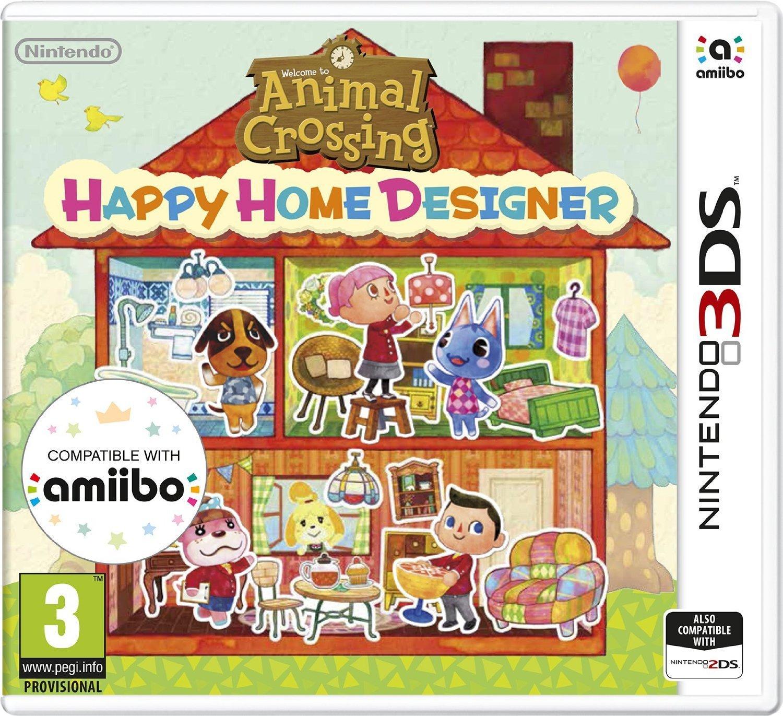 Animal Crossing: Happy Home Designer (3DS) für 11,36€ (Amazon IT)