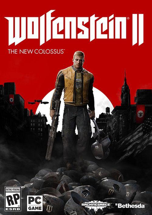 Wolfenstein II: The New Colossus (Steam) für 7,69€ (CDkeys)
