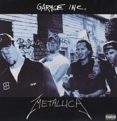 Metallica - Garage Inc (3LP - Vinyl) für 23,99€ (Bueche.de + Masterpass)
