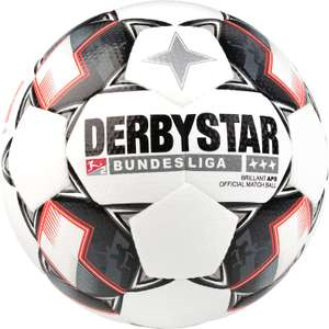 DERBYSTAR Brillant APS Bundesliga Matchball 2018/19