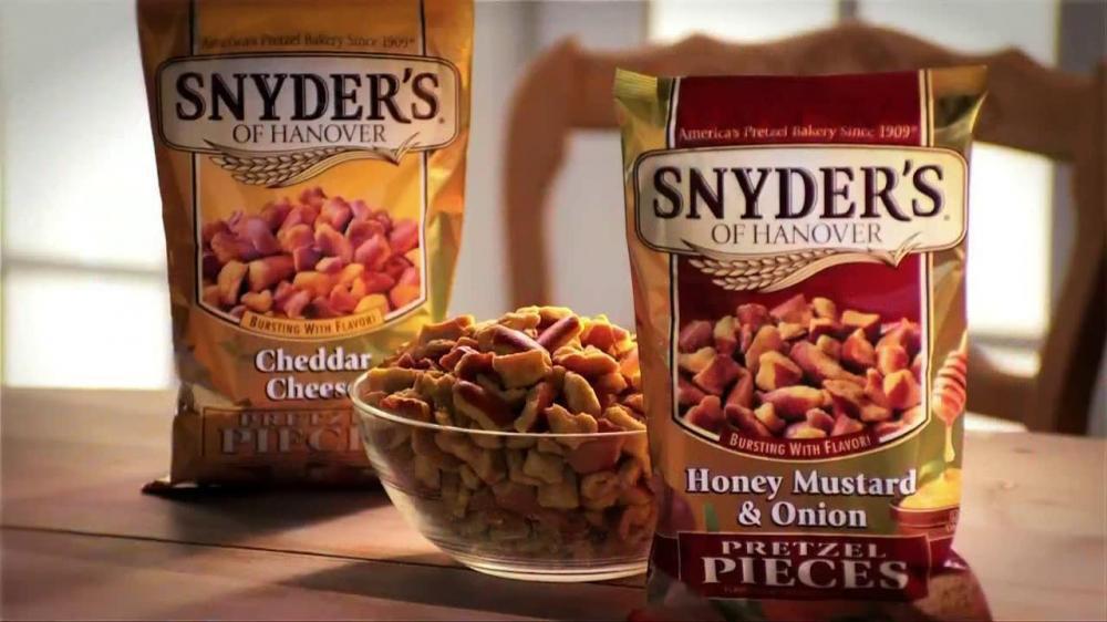 [Kaufland] Snyders Pretzel Pieces - Verschiedene Sorten für 1,29€ bei Kaufland ab 11.07.2019
