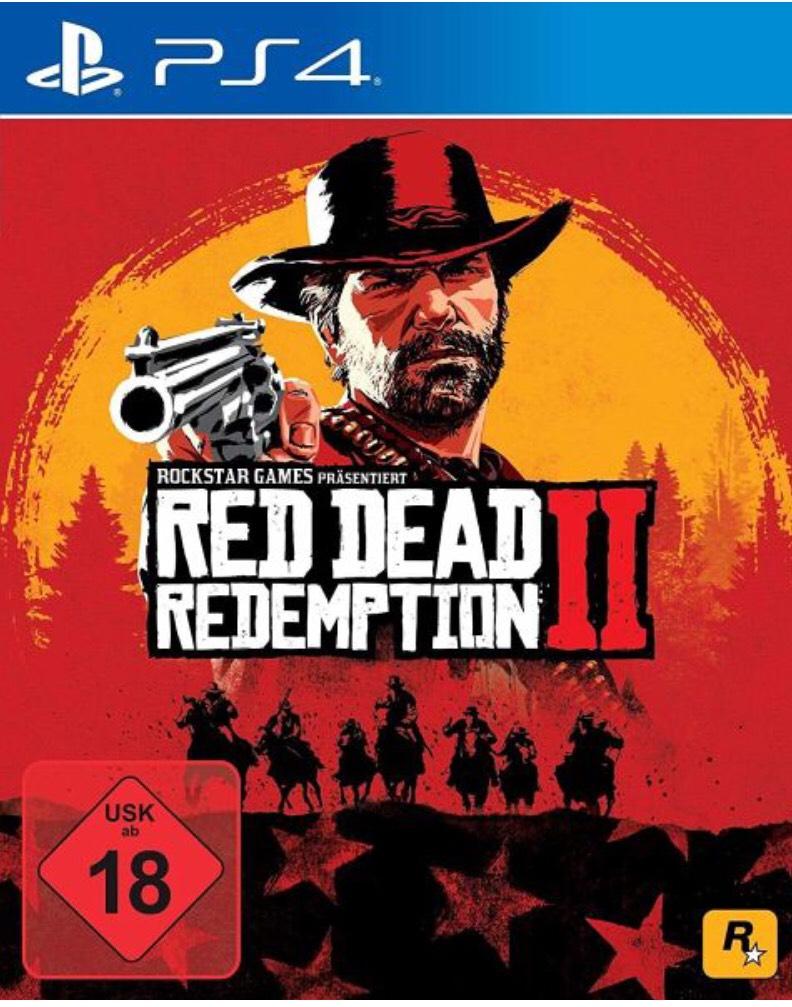 Red Dead Redemption 2 [PS4] mit Masterpass-Zahlung bei Bücher.de