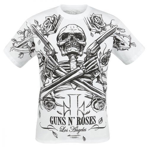 Rock & Rebellion (Guns N Roses) T-Shirt @ EMP