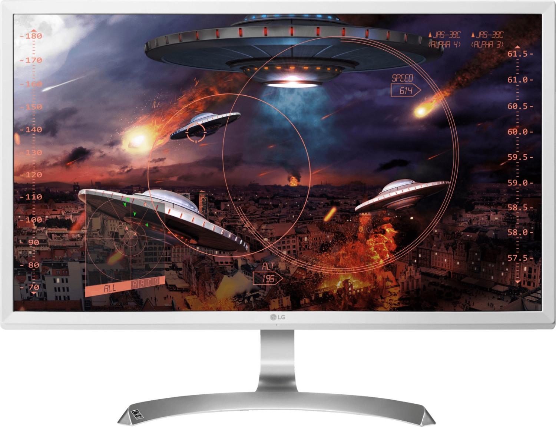 LG 27UD59-W - 27 Zoll 4K IPS Monitor mit AMD FreeSync für 208,10€ inkl. Versand (Amazon ES)