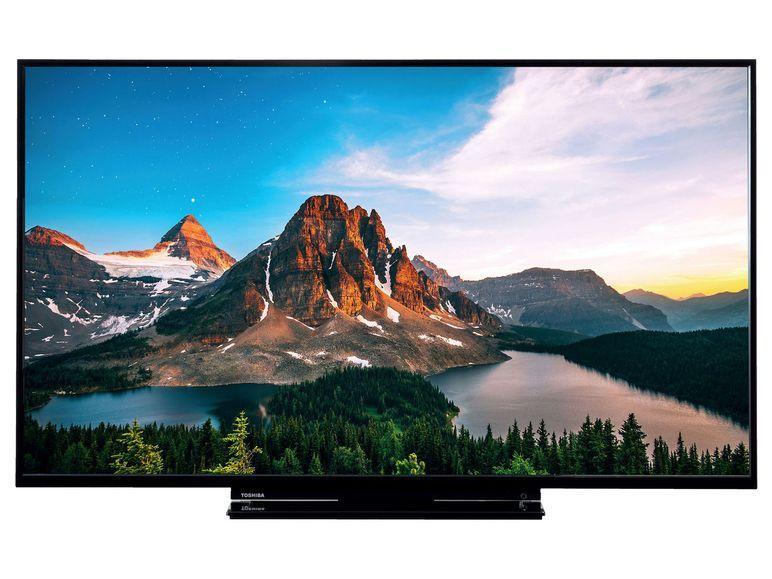 TOSHIBA 55V5863DA UHD 4K Fernseher SmartTV