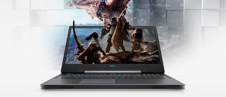 Dell G7 17 Gaming Laptop [RTX 2070 Max-Q-Design, Intel® Core™ i7-9750H, 16GB RAM, 512GB SSD, 144Hz IPS G-Sync]