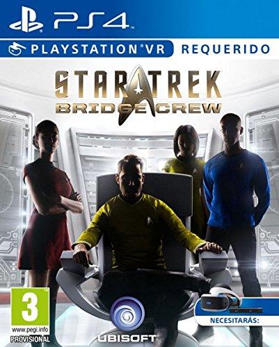 Star Trek: Bridge Crew (PS4-VR) für 13,80€ (Amazon ES)