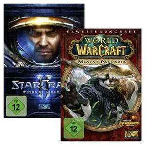 [Real,-] Blizzard's Starcraft 2 Pc Boxed ab Morgen