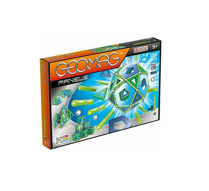 Geomag 464 Panels Konstruktionsspielzeug, 192-teilig