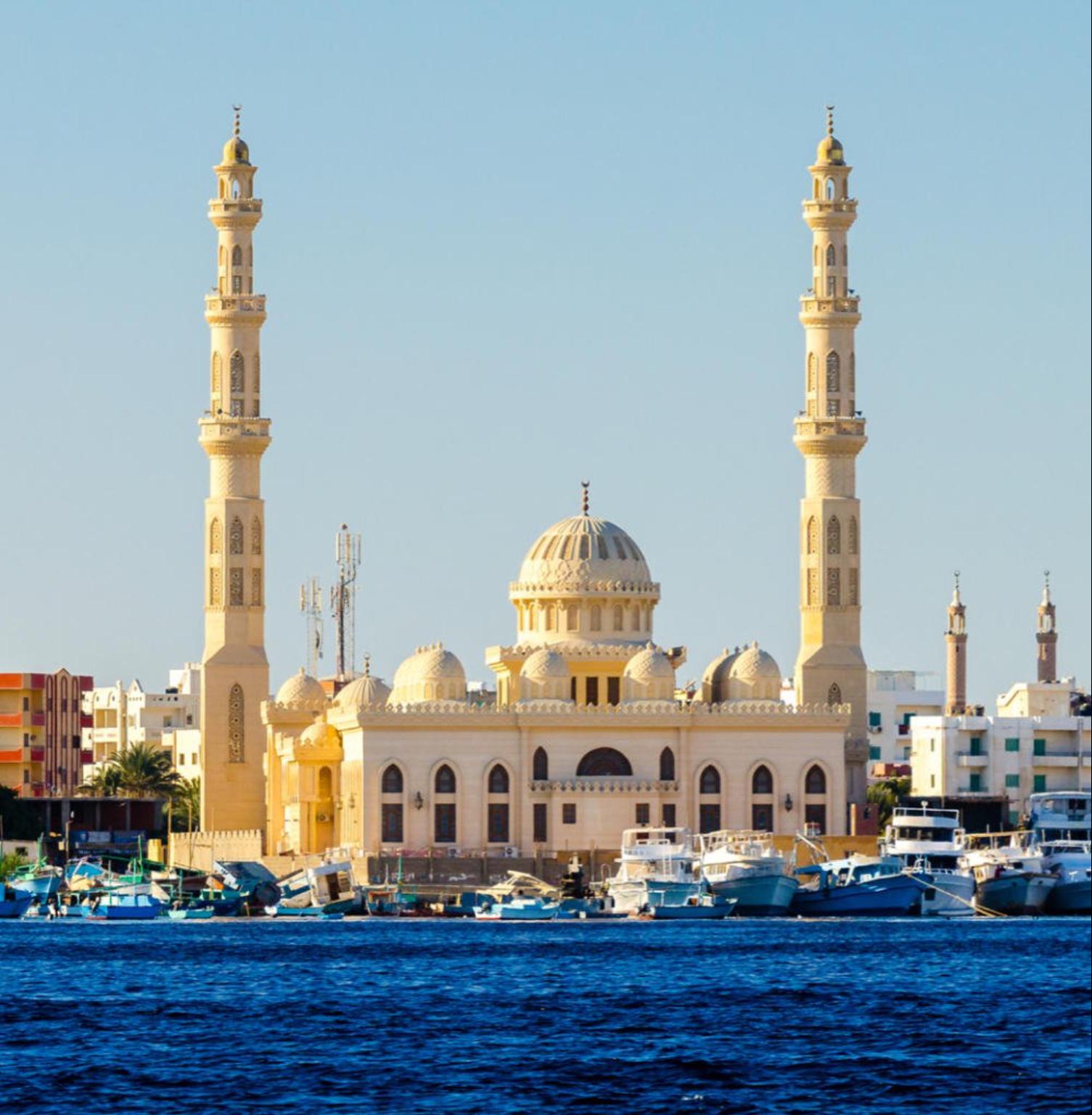 Flüge: Ägypten [Okt. - März] Hin und Zurück von Berlin und Basel nach Hurghada oder Marsa Alam ab nur 69€ inkl. Handgepäck