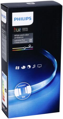 2x 1m Philips Hue LightStripe Plus Erweiterung