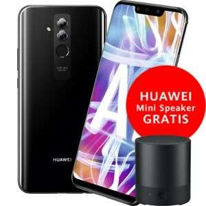 Huawei Mate 20 Lite 64GB black Android Smartphone