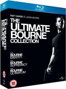 [zavvi] The Ultimate Bourne Collection Blu-ray 12,26 €