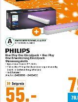 [Regional Saturn München/Freising] Philips Hue White and color Play Lightbar -Doppelpack für 55,-€