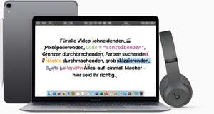 [Studenten, Lehrer, Azubis] Apple Back to School, neues MacBook Pro bzw. Air inkl. Beats Studio 3 gratis