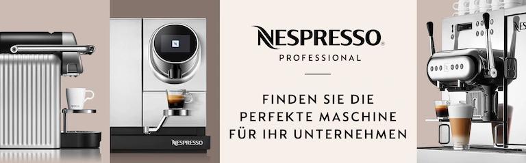 Nespresso - 100 Kapseln geschenkt bei Kauf von Nespresso Pixie, CitiZ oder CitiZ&Milk