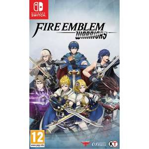 Fire Emblem Warriors (Switch) für 26,98€ (Shop4DE)