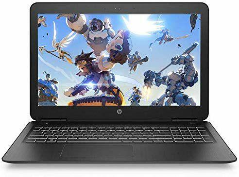 "HP Pavilion 15-bc400ns Notebook 15.6"" - Full HD, i5-8250U, 8GB RAM, 1TB HDD, GTX 1050, QWERTY (Amazon.es)"