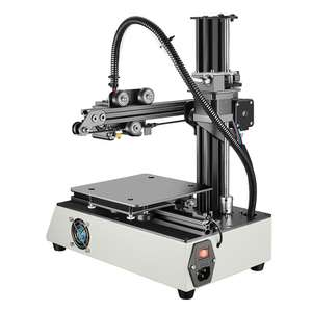 3D-Drucker TEVO Michelangelo aus DE-Lager (1.75mm Filament, Druckgröße 15x15x15cm, 0.4mm Düse, max. 100mm/s, USB, komplett zusammengebaut)