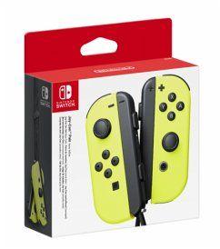 Nintendo Joy-con Controller 2er Set gelb mit Masterpass für 56.59