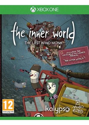 The Inner World: Der letzte Windmönch (Xbox One) für 7,86€ (Base.com)