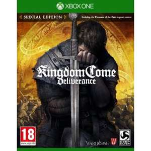 Kingdom Come Deliverance Special Edition (Xbox One) [Groovesland]