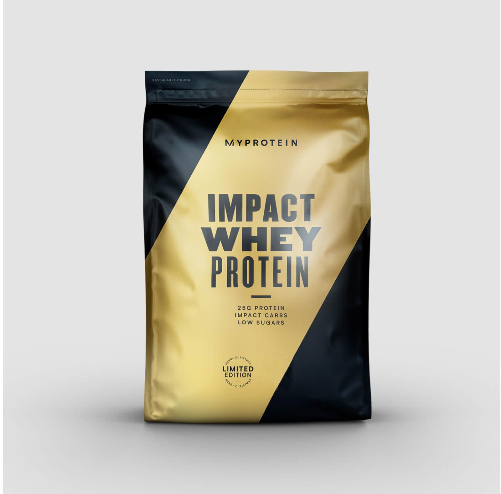 [Myprotein Belgien] Impact Whey Protein Vanille für 7,99€/kg oder Leucin für 5,40€/500g | VSK-frei ab 35€ (auch nach DE)