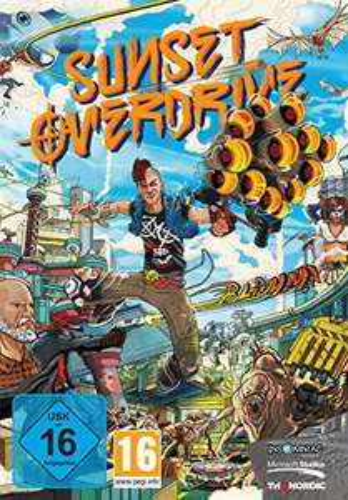 Sunset Overdrive (PC) für 9,99€ (Amazon Prime)