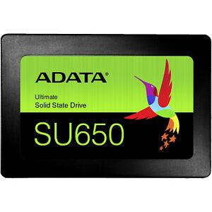 Adata Ultimate SU650 SSD mit 960GB für 85€ inkl. Versand (Saturn)