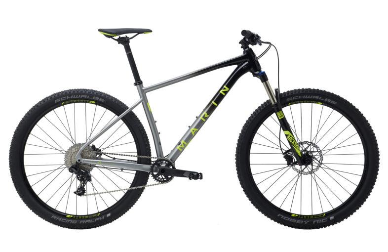 Chain Reaction Cycles - bis zu 50% auf Bikes, Teile und Klamotten, zB 27.5 Marin Nail Trail 6 Hardtail (2019)