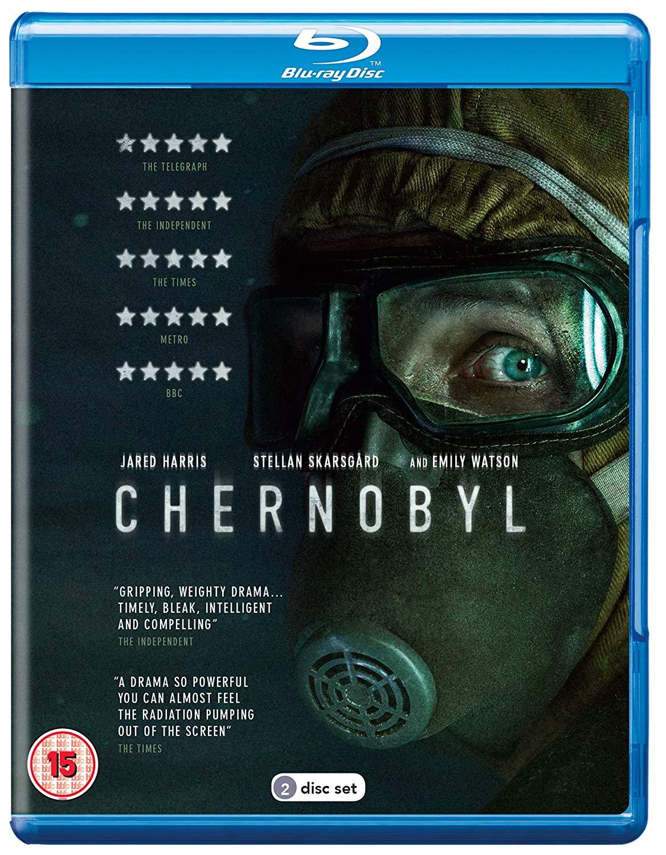 Chernobyl UK Bluray