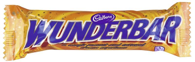 [Lokal Bielefeld] Cadbury Wunderbar 49g Riegel für 40 Cent - nicht MHD gefährdet