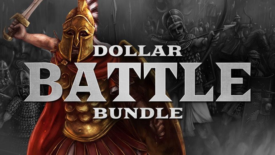 Dollar Battle Bundle mit 14 Steam Games für 99 Cent bei Fanatical