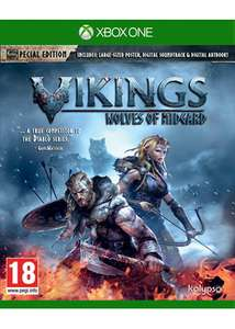 Vikings Wolves of Midgard - Special Edition (Xbox One) für 8,68€ (Base.com)