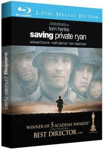 Der Soldat James Ryan (2 Discs) UK Blu-rays für 8,57 € @ZAVVI.COM