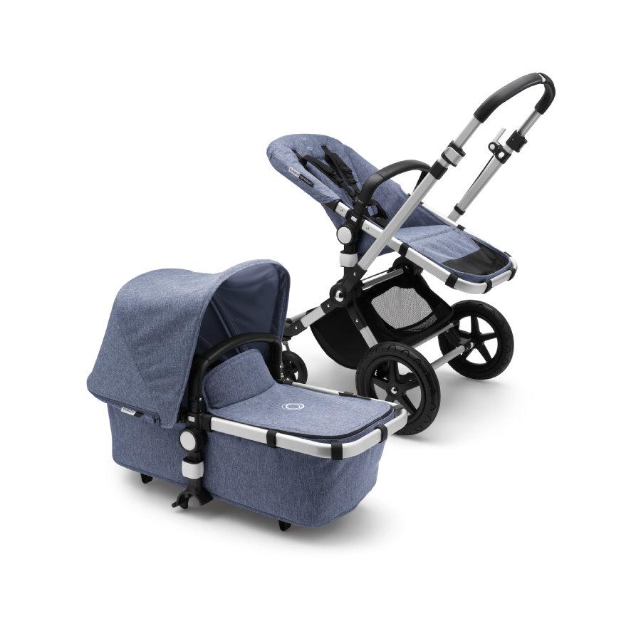 Bugaboo Kinderwagen Cameleon 3 Plus Alu/Blue Melange für 656,33 Euro bei babymarkt.de